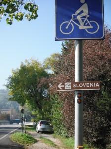 Next stop Slovenia!