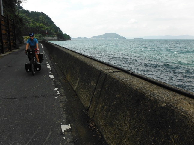 Fab cycling on Shikoku